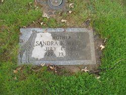 Sandra Katherine <I>Comanisi</I> Wright