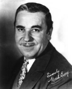 Noah Beery, Sr
