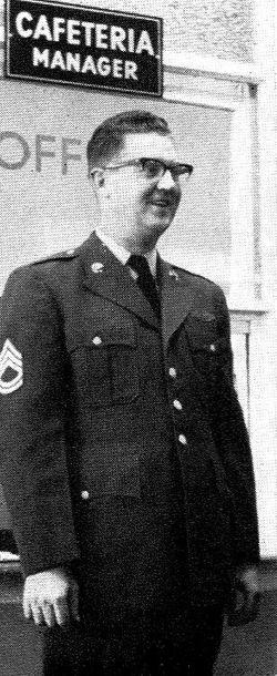 SFC Eugene Charles Haley
