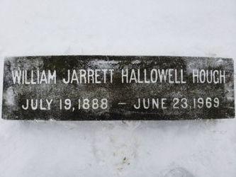 William Jarrett Hallowell Hough