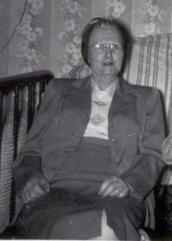 Lulu Maude <I>Daniels</I> Livers