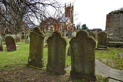Kirk Michael Churchyard