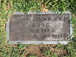 Harry Franklin Black Jr.