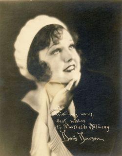 Doris G <I>Dawson</I> Levy