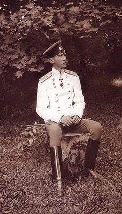 Dmitriy Konstantinovich Romanov