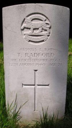 Tom Radford