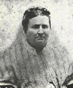 Martha Millicent <I>Yates</I> Turner