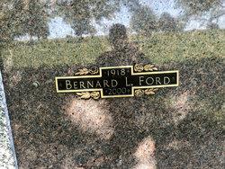 """Bernard Leo """"Bernie"""" Ford"""