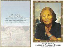 Madeline Roselyn Etsitty