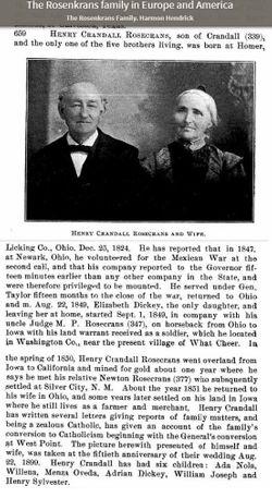 Henry Crandall Rosecrans
