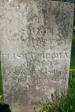 PVT Elisha Brown