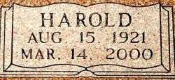 Harold M Gray