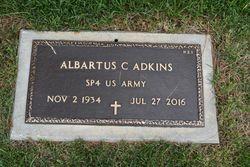 """Albartus C """"Al"""" Adkins"""