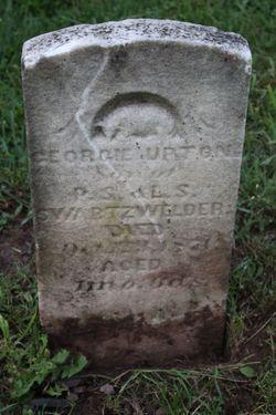 """George Upton """"Georgie"""" Swartzwelder"""