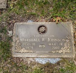 Marshall Roy Johnson