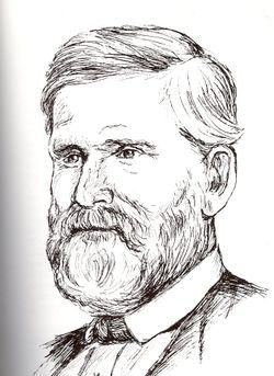 Rev. Eldred Burder Teague