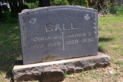 Cordelia Josephine <I>Brasher</I> Ball
