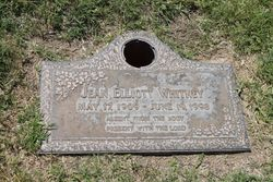 Jean A. <I>Elliott</I> Whitney