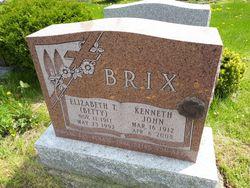 Kenneth John Brix