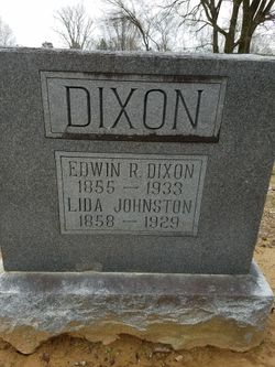 Lida <I>Johnson</I> Dixon