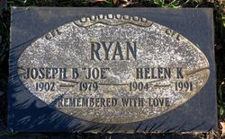 Helen Katherine <I>Killeen</I> Ryan