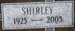 Shirley Jean <I>Lutter</I> Thompson