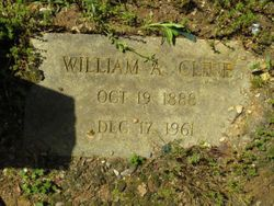 William A Cline