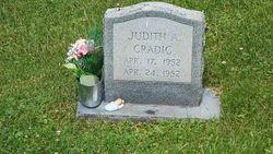 Judith Ann Cradic