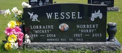 """Norbert """"Norby"""" Wessel"""