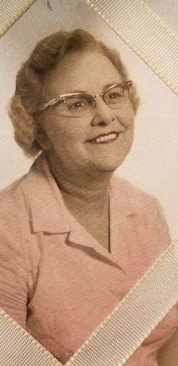 Mabel Bessie <I>Cole</I> Taylor
