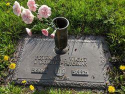 Ida Dorothy <I>Hitchman</I> Peterkin-Wight