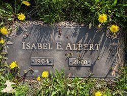 Isabel E. Albert