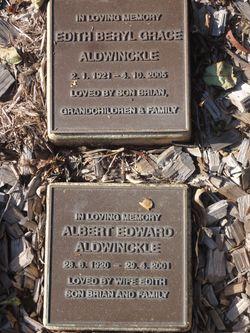 Albert Edward Aldwinckle