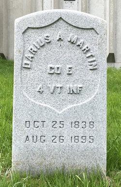 Darius A. Martin