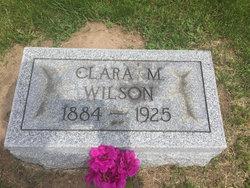 Clara May <I>Moore</I> Wilson