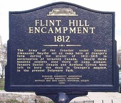 Flint Hill Encampment Cemetery