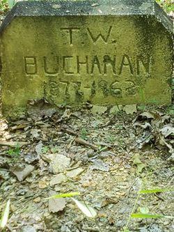 Thomas Wetzel Buchanan