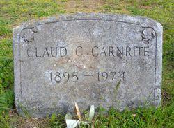 Claud C. Carnrite