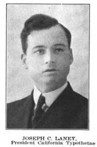 Joseph C. Laney