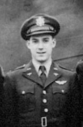 2Lt. Joseph P Bova