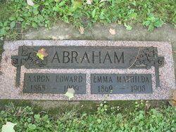 Aaron Edward Abraham