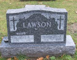 "Robert R ""Beefy"" Lawson"