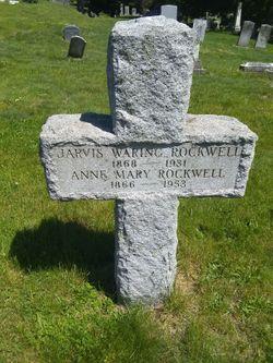 Anne Mary Nancy <I>Hill</I> Rockwell