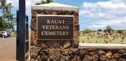 Kauai Veterans Cemetery