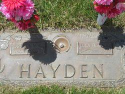 Joseph McClellon Hayden