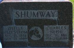 Charles Nephi Shumway