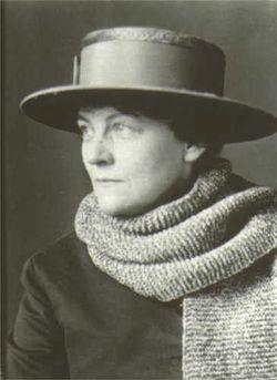 NURSE Charlotte Agnes Cox
