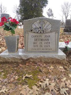 Carolyn Jean <I>Daves</I> Dettman