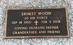 "Ernest Louis ""Ernie"" Wood"