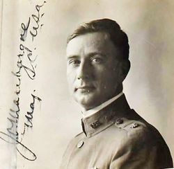 Gen Joseph Oswald Mauborgne